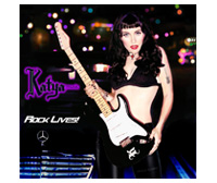 ROCK LIVES CD